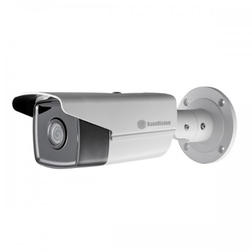 IPH2BLX4-4-W Rainvision 4mm 30FPS @ 4MP Outdoor IR WDR Day/Night Bullet IP Security Camera 12VDC/PoE - White
