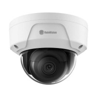 IPH2VD4-3-W Rainvision 2.8mm 30FPS @ 4MP Outdoor IR WDR Day/Night Rugged Dome IP Security Camera 12VDC/PoE - White