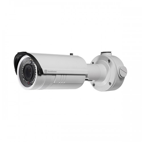 IPHBL4-2812M-W Rainvision 2.8~12mm Motorized 20FPS @ 4MP Outdoor IR Day/Night Bullet IP Security Camera 12VDC/PoE - White
