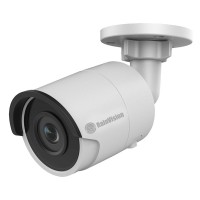 IPHBL8L-3-W Rainvision 2.8mm 15FPS @ 8MP (4K) Outdoor IR Day/Night Rugged Mini Bullet IP Security Camera 12VDC/PoE