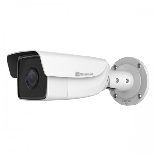 IPHBLX4-4-W Rainvision 4mm 20FPS @ 4MP Outdoor IR Day/Night Bullet IP Security Camera 12VDC/PoE