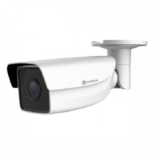 IPHBLX8-4-W Rainvision 4mm 20FPS @ 8MP (4K) Outdoor IR Day/Night WDR Bullet IP Security Camera 12VDC/PoE