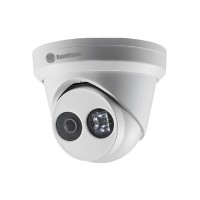 IPHEBX8L-3-W Rainvision 2.8mm 15FPS @ 8MP (4K) Indoor/Outdoor IR WDR Day/Night Eyeball IP Security Camera 12VDC/PoE - White