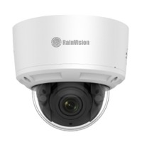 IPHVD8-21M-W Rainvision 2.8-12mm Motorized 20FPS @ 8MP (4K) Outdoor IR Day/Night Rugged Dome IP Security Camera 12VDC/PoE - White