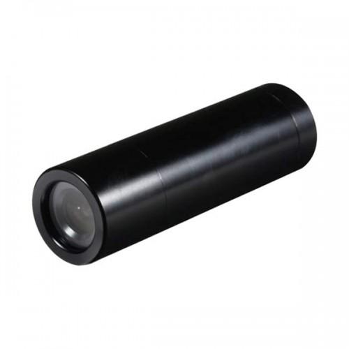 TVICLB2-4-B Rainvision 3.6mm 1080p Outdoor Miniature Cylinder HD-TVI/HD-CVI/AHD/Analog Security Camera 12VDC - Black