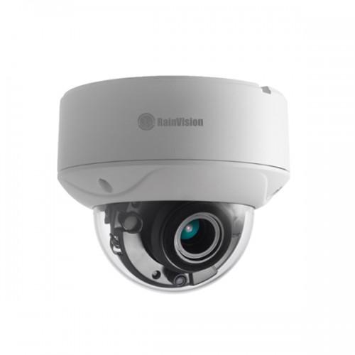 TVIHD8VD-21M Rainvision 2.7~13.5mm Motorized 15FPS @ 8MP Outdoor IR Day/Night Vandal Dome HD-TVI/HD-CVI/AHD/Analog Security Camera 12VDC/24VAC