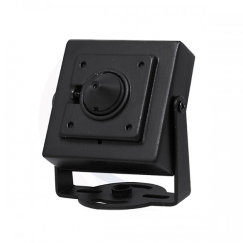 TVIMINI2-4CN Rainvision 3.7mm 1080p Indoor Day/Night Miniature HD-TVI/AHD/Analog Security Camera 12VDC