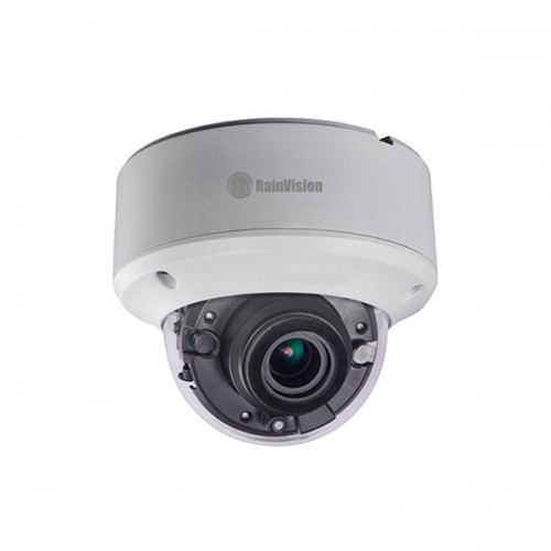 TVIPROVD5-21M-W Rainvision 2.8~12mm Motorized 5MP Outdoor IR Day/Night Dome HD-TVI Security Camera 12VDC/24VAC