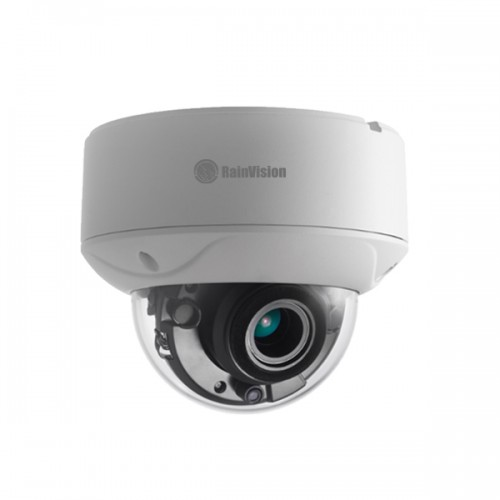 TVIPROVD2-21M3-W Rainvision 2.8~12mm Auto-Focus Motorized 1080p Outdoor IR Day/Night Dome HD-TVI Security Camera 12VDC/24VAC