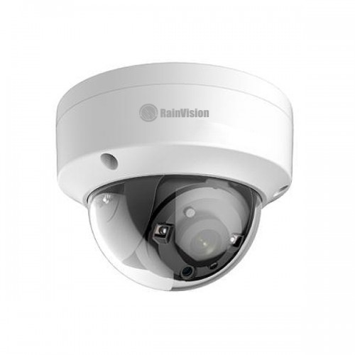 TVIPROVD2-3-W Rainvision 2.8mm 1080p Outdoor IR Day/Night Dome HD-TVI Security Camera 12VDC